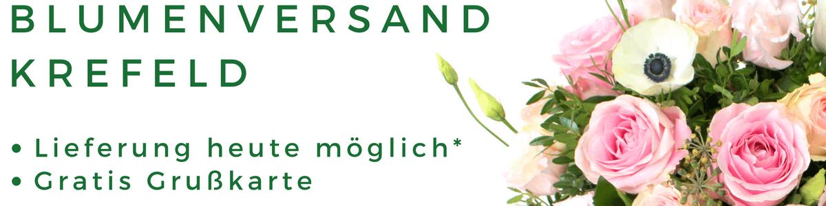 Blumenversand Krefeld
