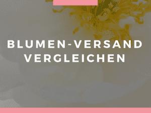 Blumenversand online - Blumen online. Der Blumenlieferservice - Vergleich.