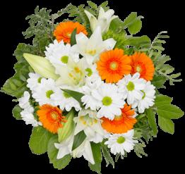 Blumenstrauß-luftig-leicht