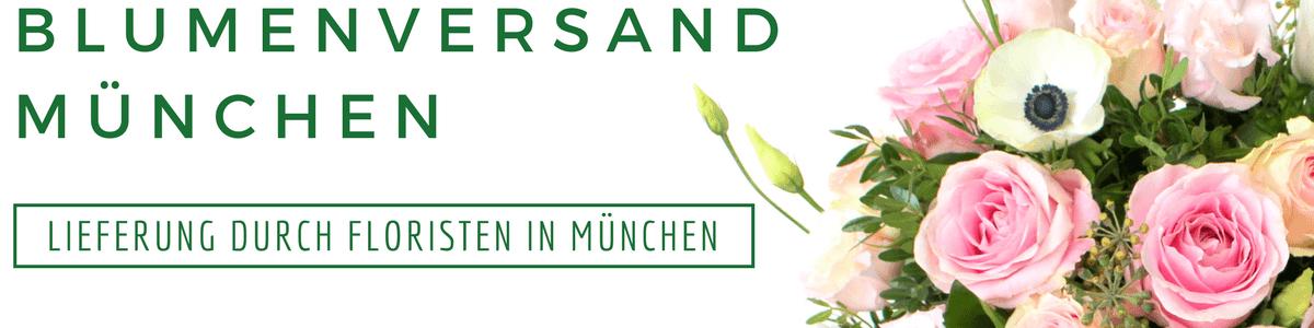 Blumenverand München - Blumen in München verschicken - Express Blumenversand heute möglich