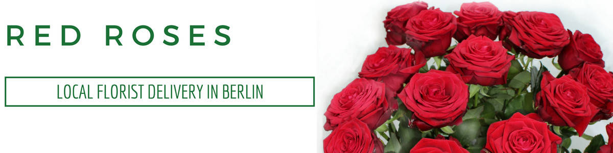 Flower and Roses deliverd in Berlin - Flower delivery