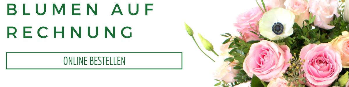 Blumen auf Rechnung - Auf Rechnung Blumen online bestellen
