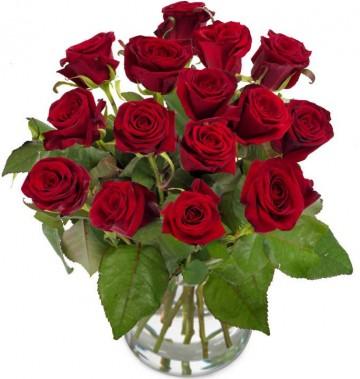 Rosenstrauß Rote Rosen verschicken