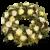 Trauerkranz mit weißen Blumen