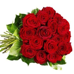Rosenstrauß Rote Premiumrosen