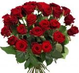 Roter Rosenstrauß - Rosen verschicken