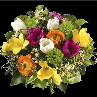 Blumenversand - Blumen verschicken - Blumenstrauß Frühling