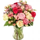 Blumen verschicken Blumenstrauß Schutzengel