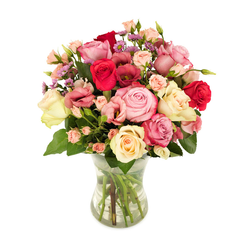 Euroflorist Germany Reviews - Pink Flowers