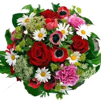 Blumen verschicken - Blumenversand online heute