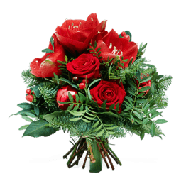 Blumenversand Weihnachten