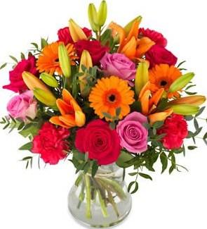 Blumenstrauß Glücksbringer Blumen verschicken -