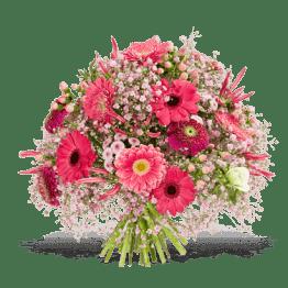 Blumenstrauß - Für immer Liebe