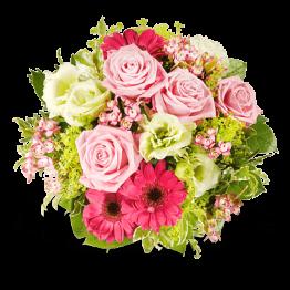 Blumenstrauß - tatsächlich Liebe