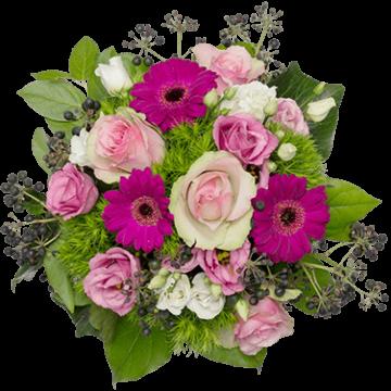 Blumen Ein-liebevoller-Gruß