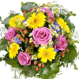 Flower Bouquet Blumenwiese