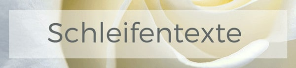 Schleifentexte Beerdigungskranz - Trauerkranz mit Schleife und Spruch online