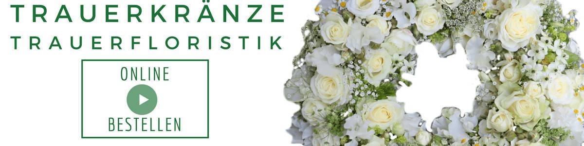 Beerdigungskranz online bestellen