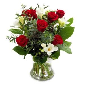 Rosen und andere Blumen nach Polen schicken