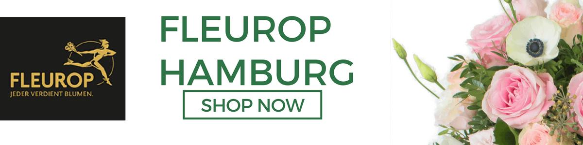 Fleurop Hamburg - Blumenversand mit dem Fleurop Blumen - Lieferservice in Hamburg