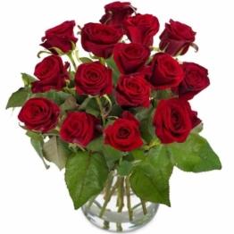 Rosenstrauß - Rote Rosen schicken