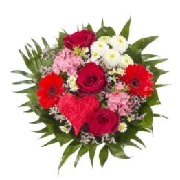 Dominik Blumen und Pflanzen, Blumenstrauß Alles Liebe - 1