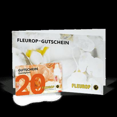 fleurop gutschein 20 Euro
