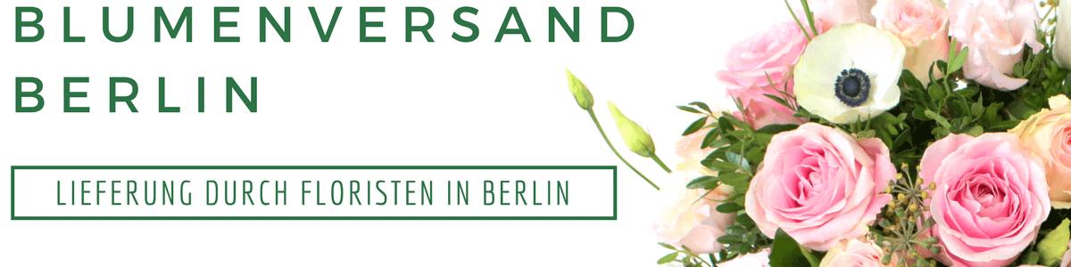 Blumen liefern in Berlin - Blumenversand