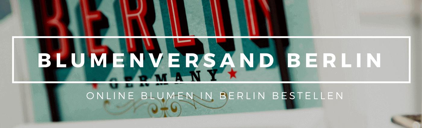 Blumenbote Berlin Blumenversand