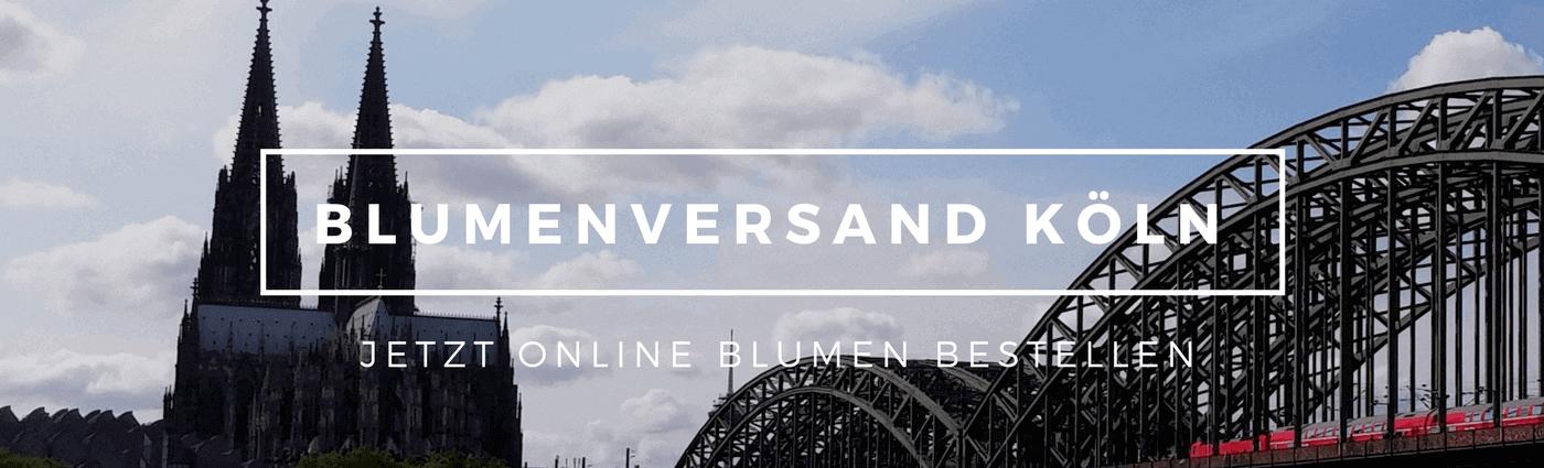Blumenversand Köln - Express Blumenlieferservice Köln