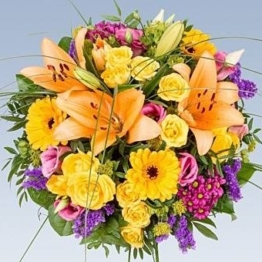 Blumenstrauß Blütentraum - Blumen verschicken