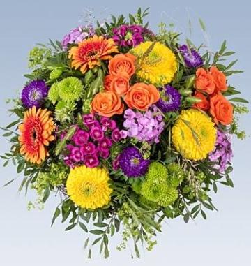 Blumenstrauß Frohnatur