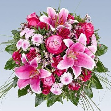Blumenstrauß Zauberhaft