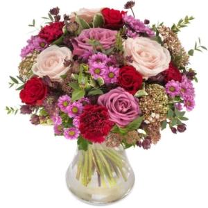 Blumenstrauß - Brombeere