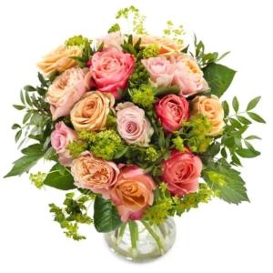 Send Flowers Rosenwunsch to Paris