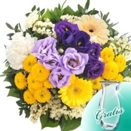 Blumenstrauß Felice mit Vase