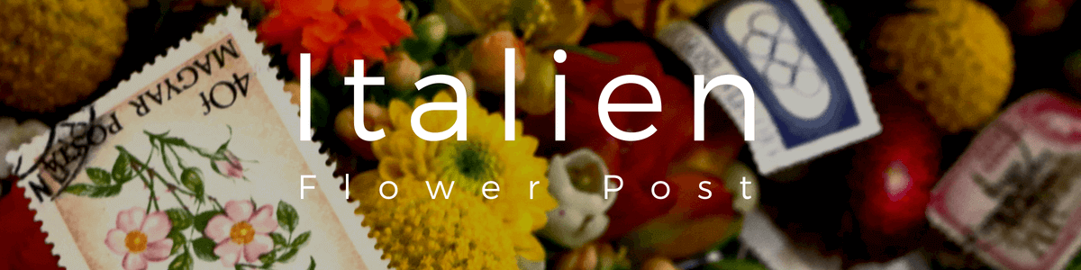 Send Flowers online to Italy - Flower Delivery