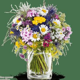 Sommerglück - Blumenstrauß