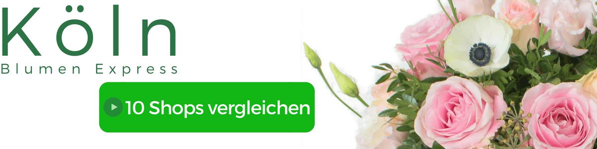 Blumenversand Köln - Blumen per Express