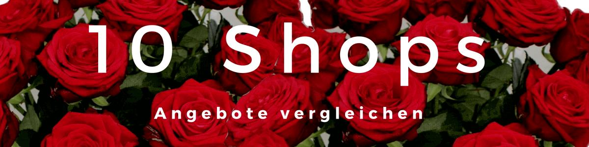 Rosen verschicken - Rosen online kaufen - Rosenstrauß versenden