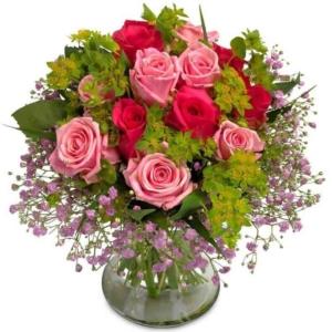 Blumenstrauß - Mehr als Worte!