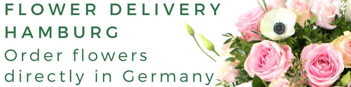 Flower Delivery Hamburg Germay