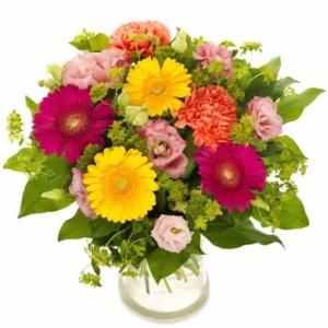 Blumenstrauß - Blumen zum Geburtstag