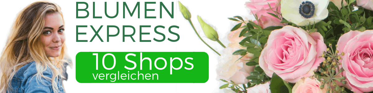 Blumen Express - Versand heute