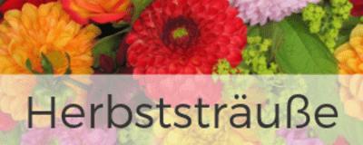 Herbst - Blumenstrauß