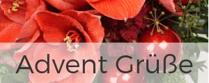 Advent Blumenstrauß