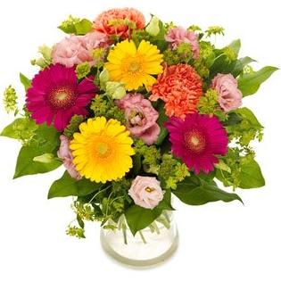 Flower - Gift send to Austria