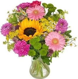 Blumenstrauß einmaliger-sommer
