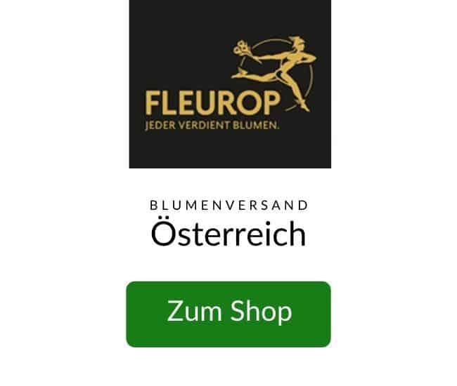 Fleurop Österreich - Blumenversand-Österreich Blumen verschicken