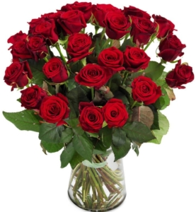 Send red Roses to Switzerland
